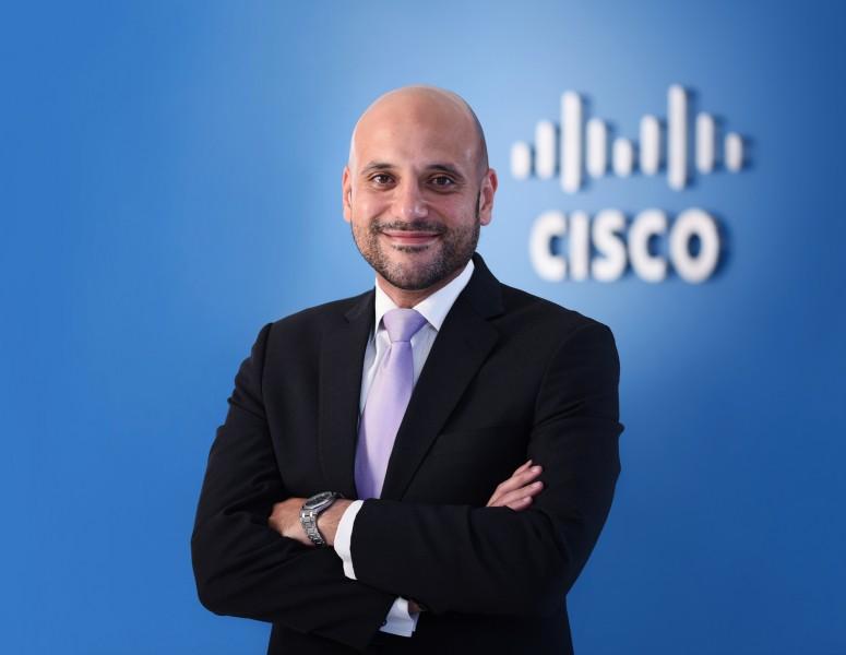 Shadi Salama, Cisco Middle East