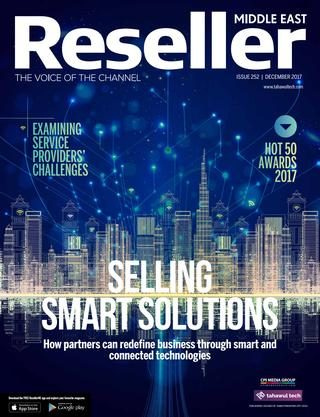 Reseller Middle East December 2017