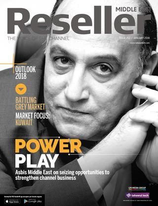 Reseller Middle East January 2018