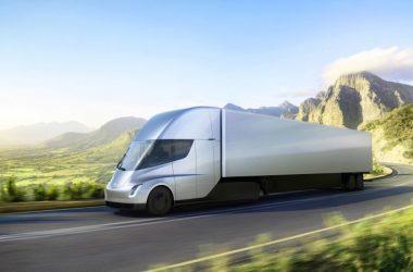 Bee'ah will add 50 all-electric Tesla Semi trucks to its transport fleet