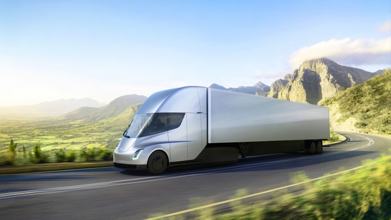 Bee'ah will add 50 all-electric Tesla Semi trucks to its transport fleet
