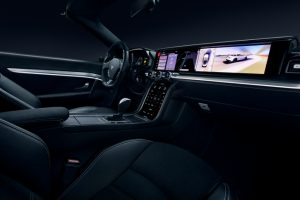 Samsung Electronics, CES 2018, digital cockpit, connected, autonomous, car