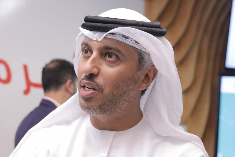 HE Dr Ahmad bin Abdullah Humaid Belhoul Al Falasi, UAE minister of state for higher education and advanced skills