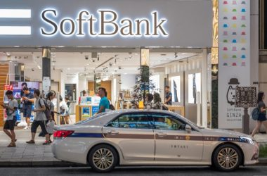 SoftBank, online car dealer