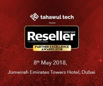 Tahawul Tech presents Reseller Middle East Partner Excellence Awards 2018 | #RMEAwards18