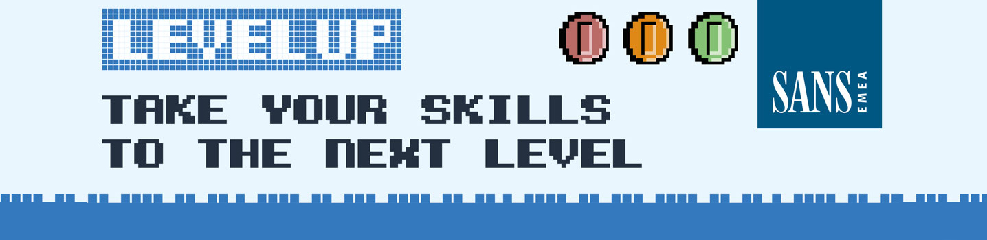 TAKE YOUR SKILLS TO THE NEXT LEVEL