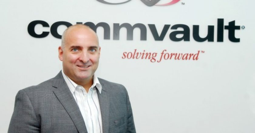 Steve Bailey, Commvault