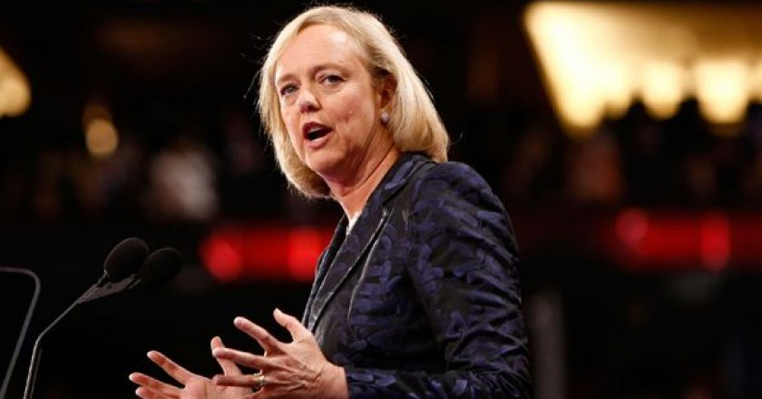 HPE CEO Whitman, Meg,
