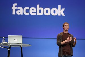 Facebook, ad sales