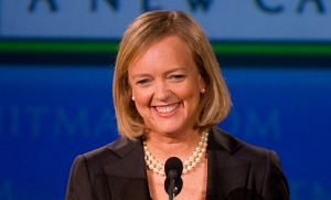 Meg Whitman, HPE