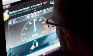Superfast 4G mobile broadband