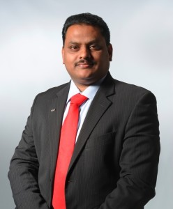 Shibu Vahid, Head of Technical Operations, R&M Middle East & Africa