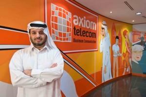 Faisal Al Bannai, CEO, Axiom Telecom