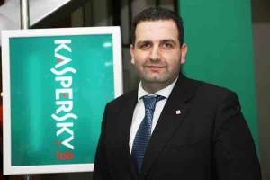 Khalid Abou Baker, Regional Sales Manager - Corporate, Kaspersky Lab Middle East