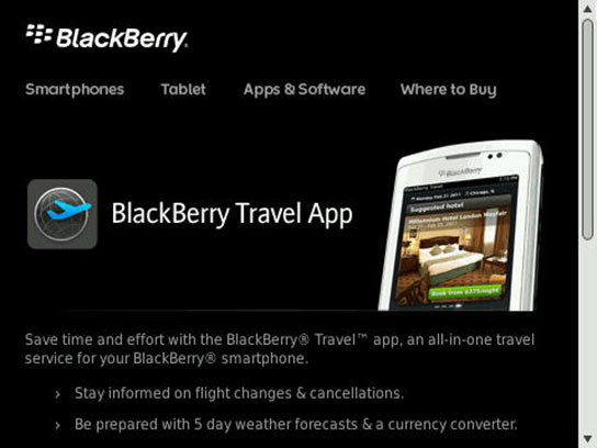 The top 10 BlackBerry apps for your Z10