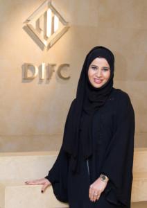 Raja Al Mazrouei, Head of IT, DIFC