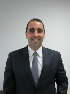 Havier Haddad, Channel and Alliances Director for Turkey, Emerging Africa and the Middle East, EMC