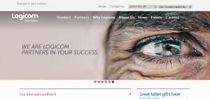 Logicom Website1