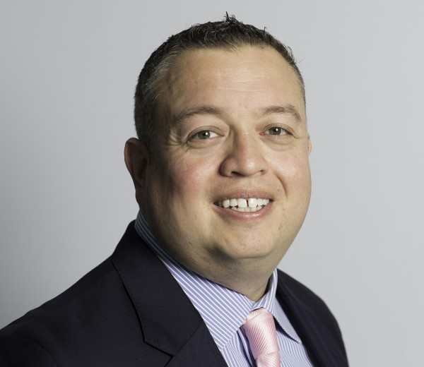 Aaron White, GM, Middle East and Turkey, HDS