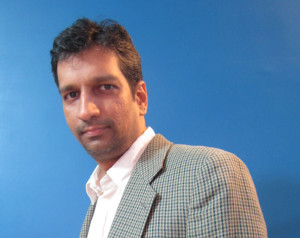 Rauf Chougle, Group General Manager, SNB Middle East
