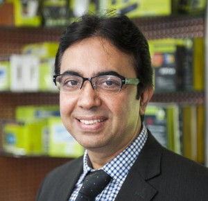 Vasant Menghani, Founder and CEO, Quality Group