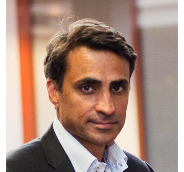 Farouk Hemraj, CEO, DISTREE Events