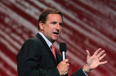 Oracle CEO Mark Hurd