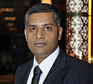 Ramkumar B, President, Value Division, Redington Gulf
