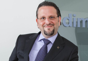 Youssef Fawaz, Managing Director, Middle East, Dimension Data