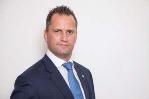Hendrik Verbrugghe, Marketing Director, Canon Middle East
