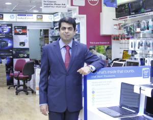 Harish Kanjani, General Manager, Computer Care