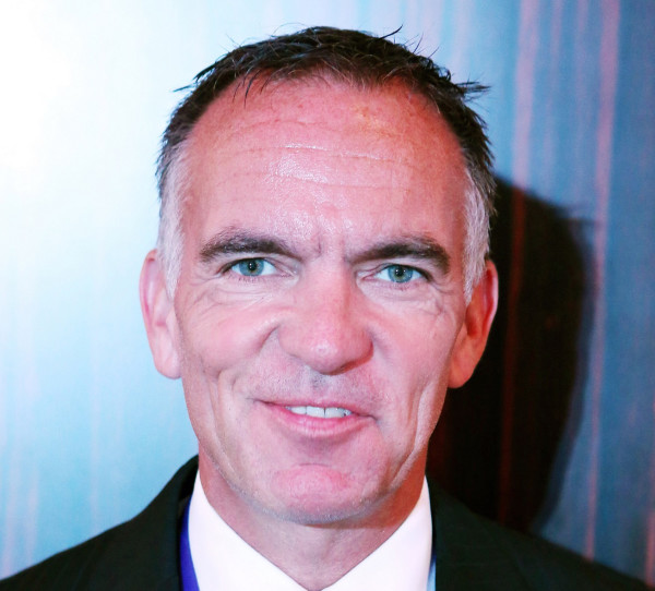 Grant Amos, General Manager MEA at Actifio