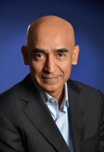 Suparno Banerjee, VP, WW Public Sector Programs, HP
