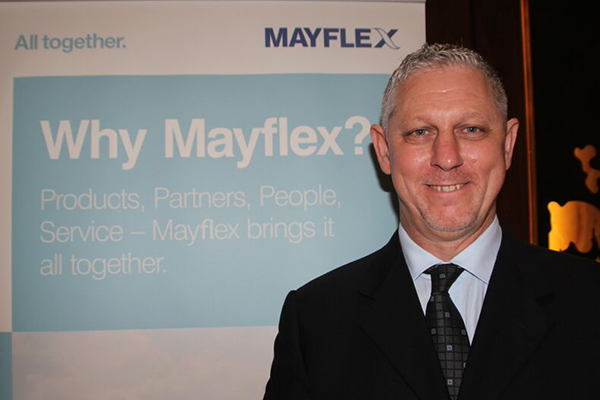 David Fagan, Networking and Security Sales Manager for the Middle East and Africa, Mayflex