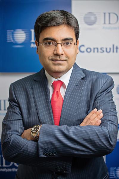 Jyoti Lalchandani, IDC