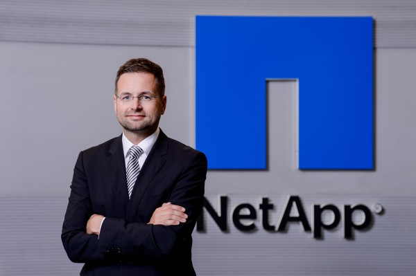Alexander Wallner, Area Vice President CEMA, NetApp