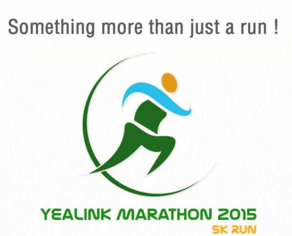 Yealink Marathon Logo