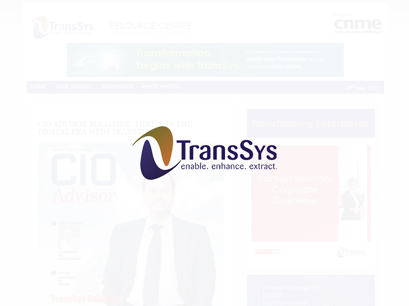 TransSys Resource Centre