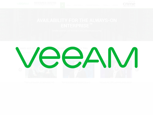 VEEAM Resource Centre