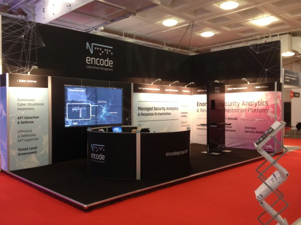 Encode stand