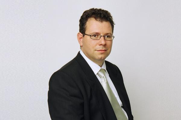 Gilles d'Arpa, Vice-President of Sales at DenyAll