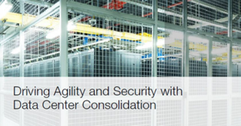 Fortinet | Driving agility and security with data center consolidation