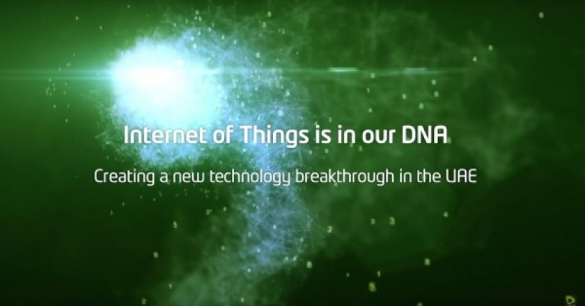 Etisalat - Internet of Things is in our DNA