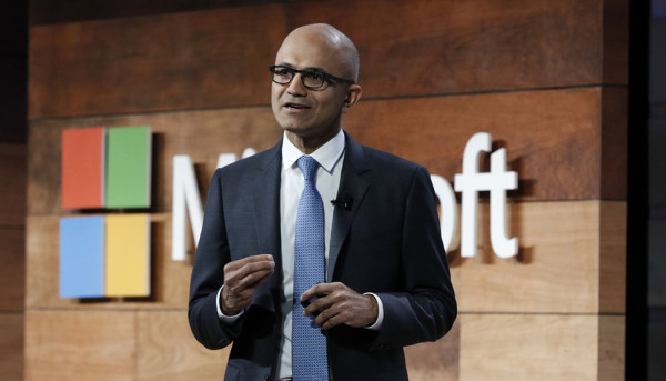 Satya Nadella_Microsoft