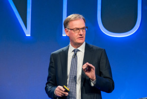 David Goulden, CEO, EMC Information Infrastructure
