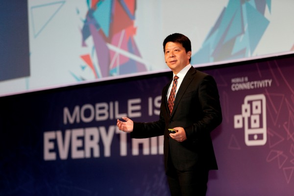 Huawei Deputy Chairman and Rotating CEO Guo Ping