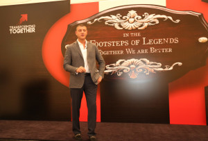Hany Hussein, Regional Vice President, Channels and Alliances, Huawei, Enterprise Business, Middle East