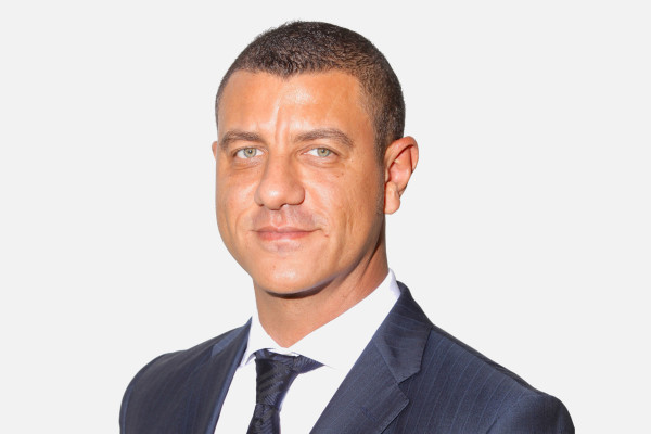 Hany Hussein, Regional VP, Channels & Alliances Middle East