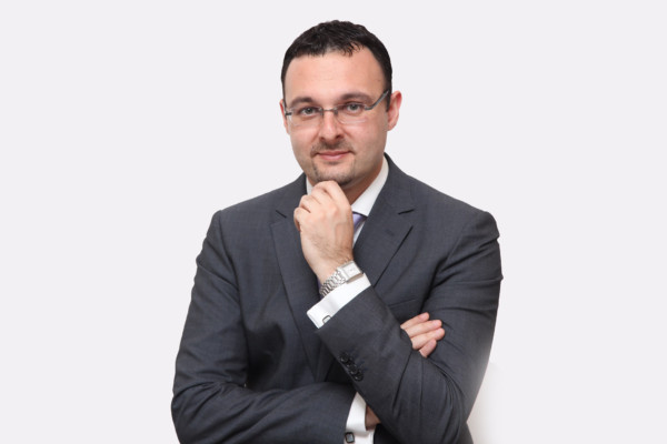 Maan Al-Shakarchi, Networking Lead, Europe and AMEA, Avaya