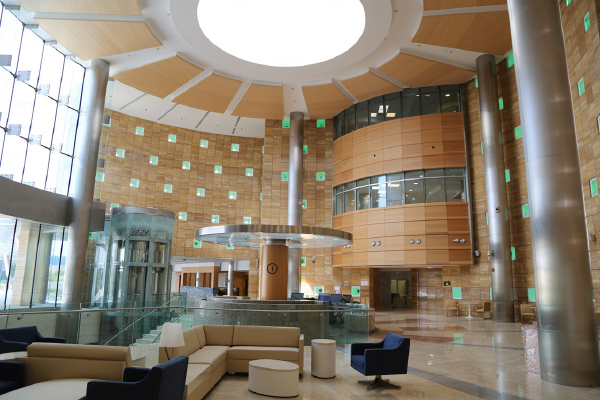 Qatar's Sidra Medical and Research Centre